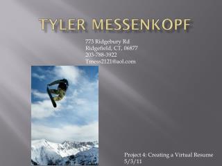 Tyler Messenkopf