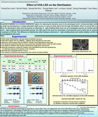 International  Conference on Advanced  Electromaterials  2011