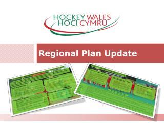 Regional Plan Update