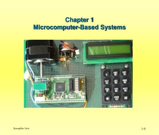 Chapter 1 Microcomputer-Based Systems