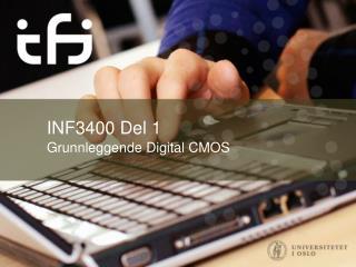 INF3400 Del 1