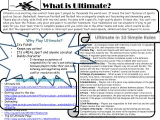What is Ultimate?