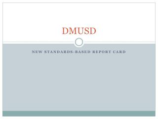 DMUSD