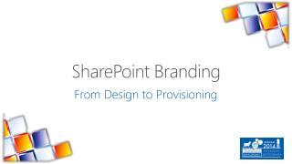 SharePoint Branding