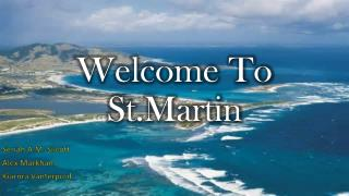 Welcome To St.Martin