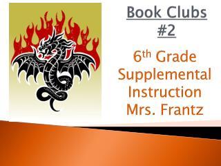 Book Clubs #2