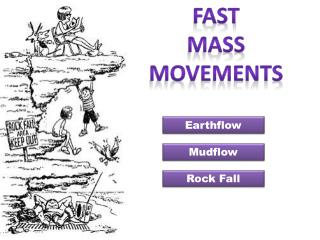 Fast  Mass Movements