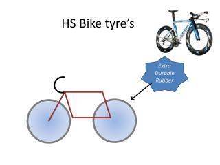 HS Bike  tyre's