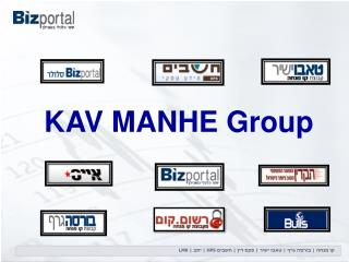 KAV MANHE Group