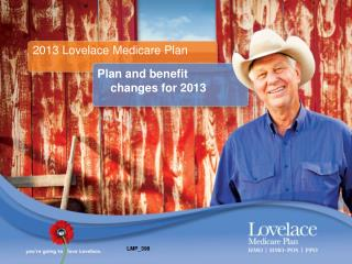 2013 Lovelace Medicare Plan
