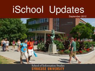 iSchool  Updates