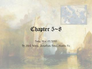 Chapter 5~8