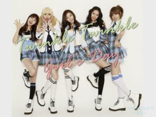 Twinkle Twinkle Girl's Day
