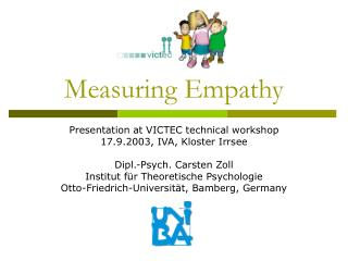 Measuring Empathy