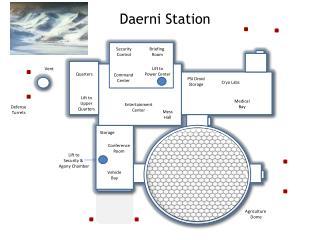 Daerni  Station