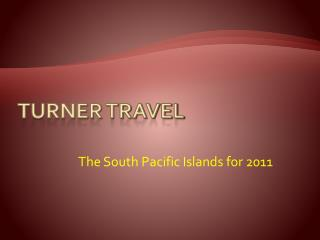 Turner Travel