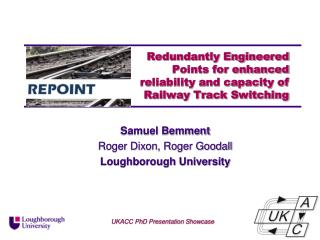 Redundantly Engineered Points for enhanced reliability and capacity of Railway Track Switching