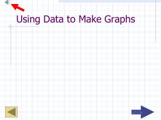 Using Data to Make Graphs
