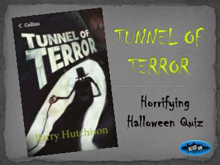 TUNNEL OF TERROR