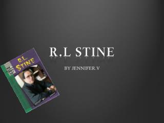 R.L STINE