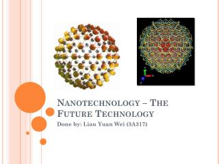 Nanotechnology  – The Future Technology