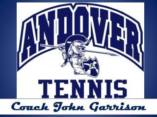 Coach John Garrison