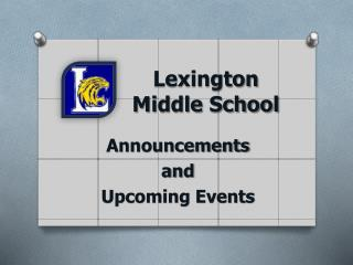Lexington  Middle School