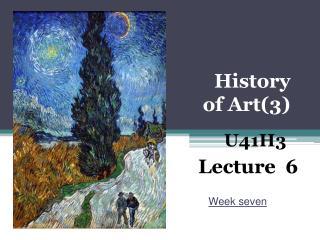 History  of  Art(3)