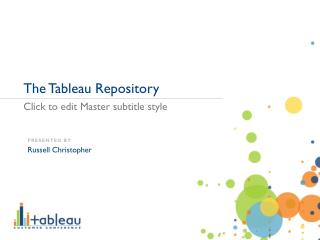 The Tableau Repository