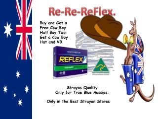Re-Re- ReFlex .