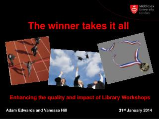 Enhancing the quality and impact of Library Workshops