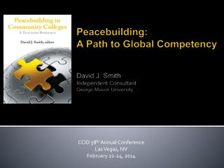CCID 38 th  Annual Conference Las Vegas, NV February 22-24, 2014