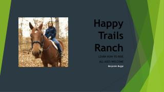 Happy Trails Ranch