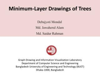Graph Drawing and Information Visualization Laboratory