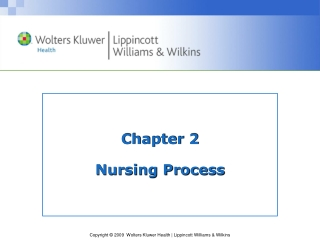 The Nursing Process: Critical Thinking  Assessment