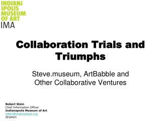 Collaboration Trials and Triumphs