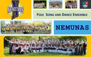 Folk  Song and Dance Ensemble