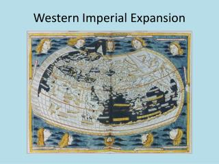 Western Imperial Expansion