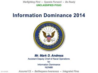 Information Dominance 2014
