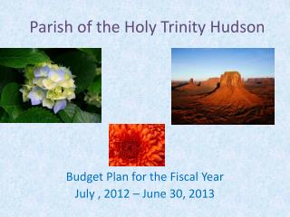 Parish of the Holy Trinity Hudson
