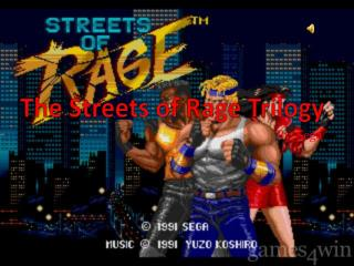 The Streets of Rage Trilogy