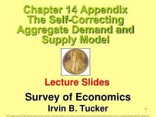 Chapter 14 Appendix The Self-Correcting Aggregate Demand and Supply Model