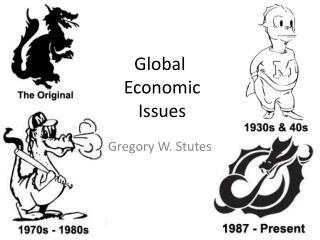 Global  Economic  Issues