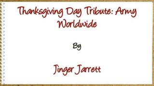 ppt 32839 Thanksgiving Day Tribute Army Worldwide