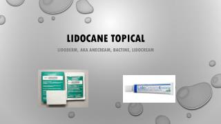 Lidocane  topical