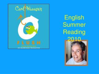English Summer Reading 2010