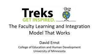 The Faculty Learning and Integration Model That Works