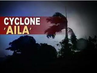 Cyclone � Aila �