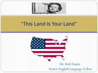 �This Land Is Your Land�