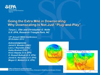 "Going the Extra Mile in Downscaling: Why Downscaling Is Not Just ""Plug-and-Play"""